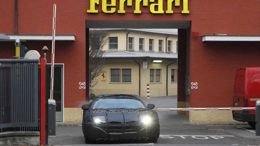 Ferrari 620 GT / 599 successor official teaser released [video]