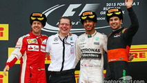 Mercedes crowned champion after Raikkonen penalty