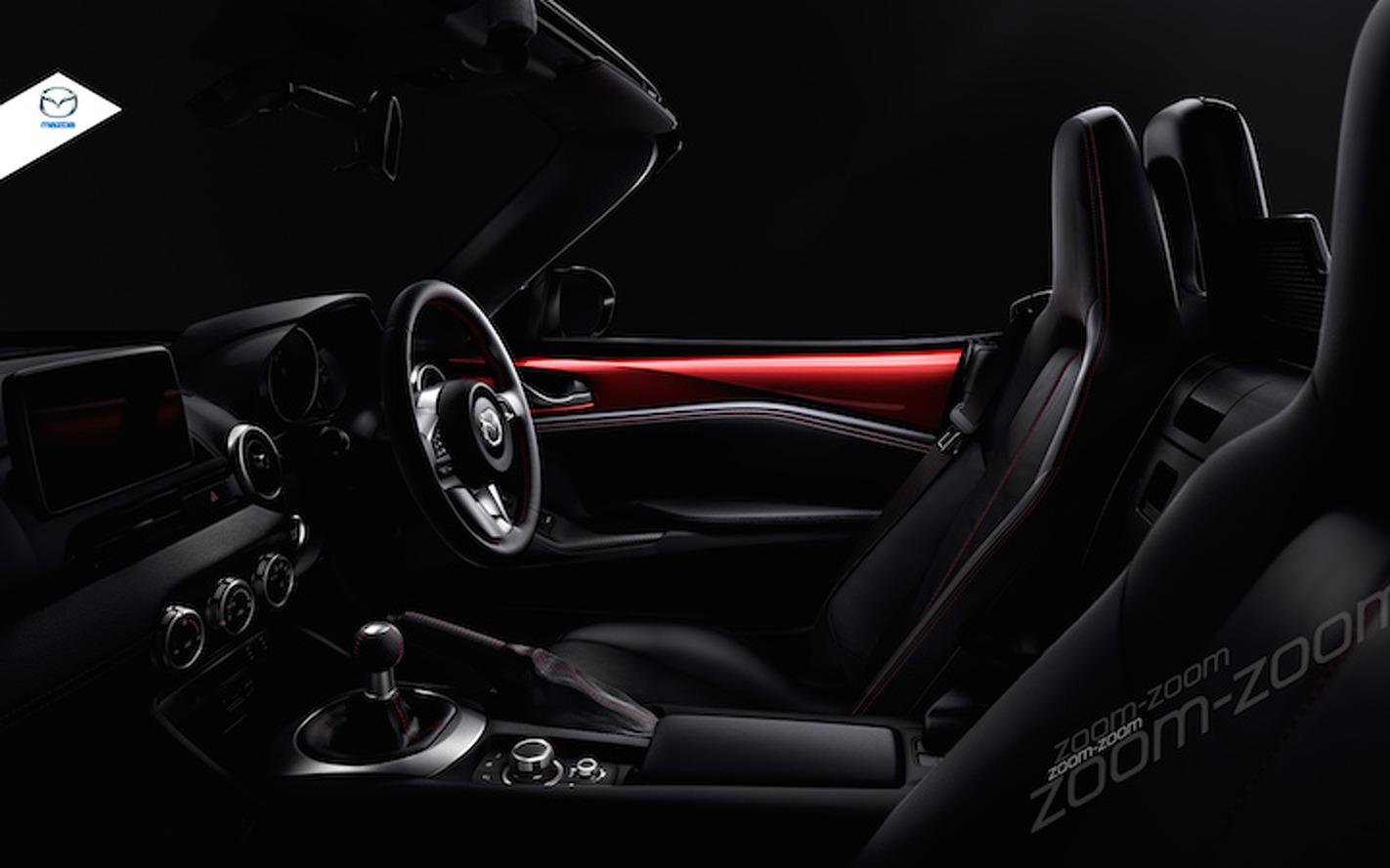 2016 Mazda MX-5 Miata Revealed, Is Almost Perfect