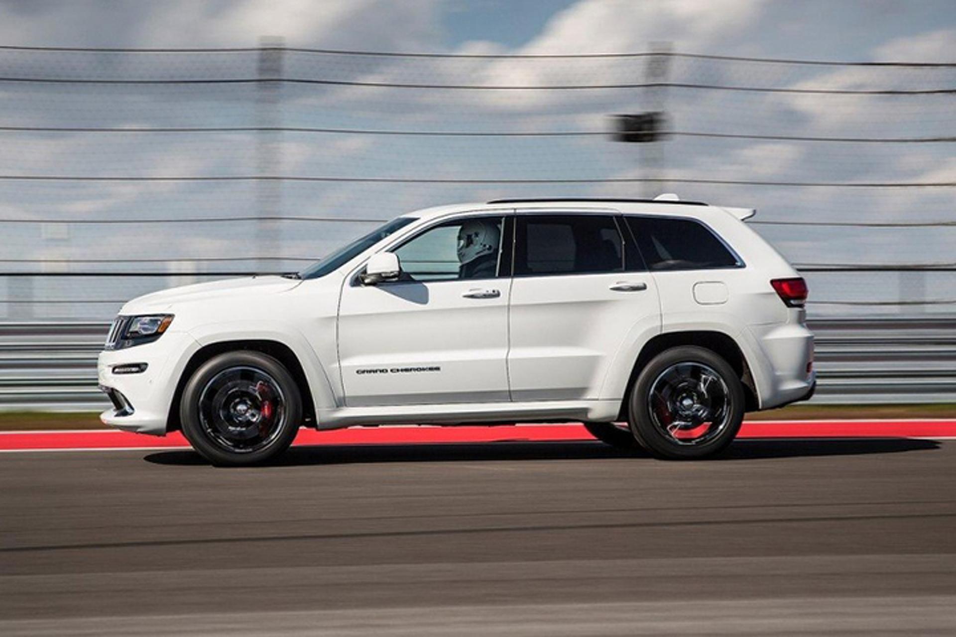 Hot-Rod SUV: Jeep Will Produce the Grand Cherokee SRT Trackhawk