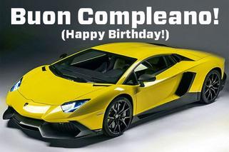 2013 Lamborghini Aventador LP720-4 50th Anniversario