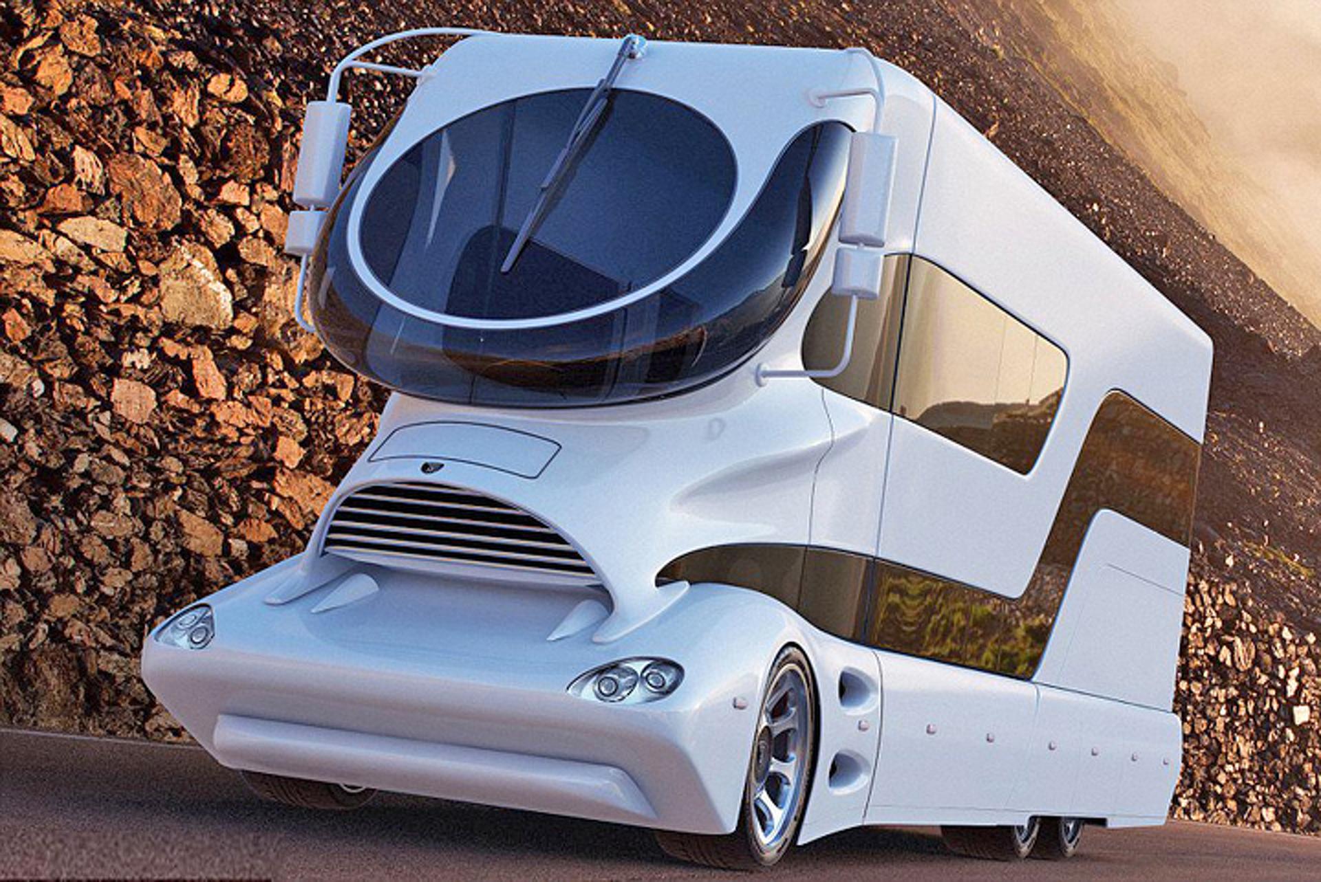 World s Most Expensive RV Sold in Dubai w Video