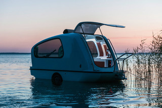 The Sealander is Part Boat, Part Camper, All Amazing