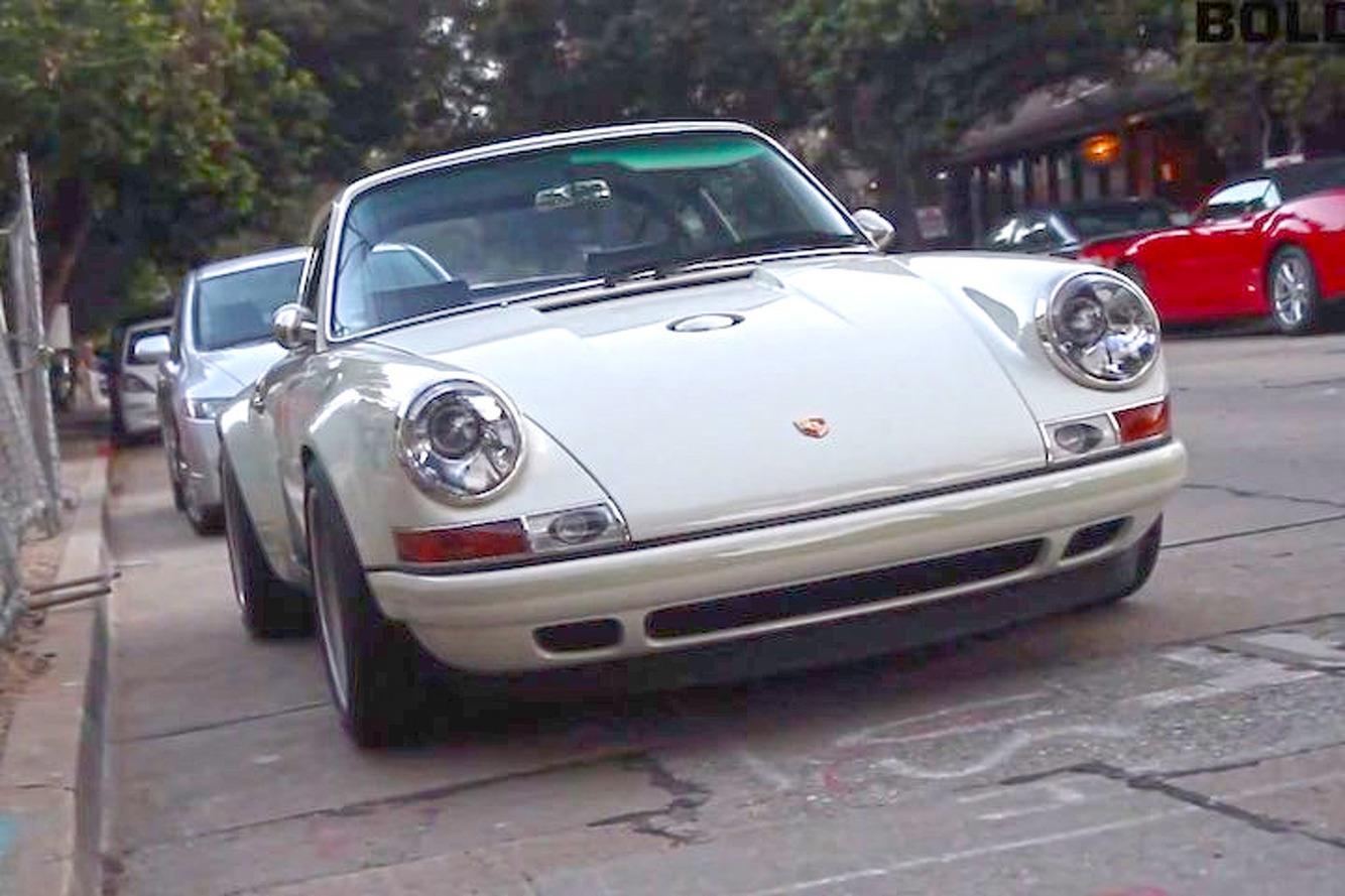 Get a Closer Look at the Porsche 911 Nebraska by Singer