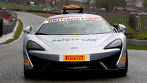 McLaren 570S Safety Car
