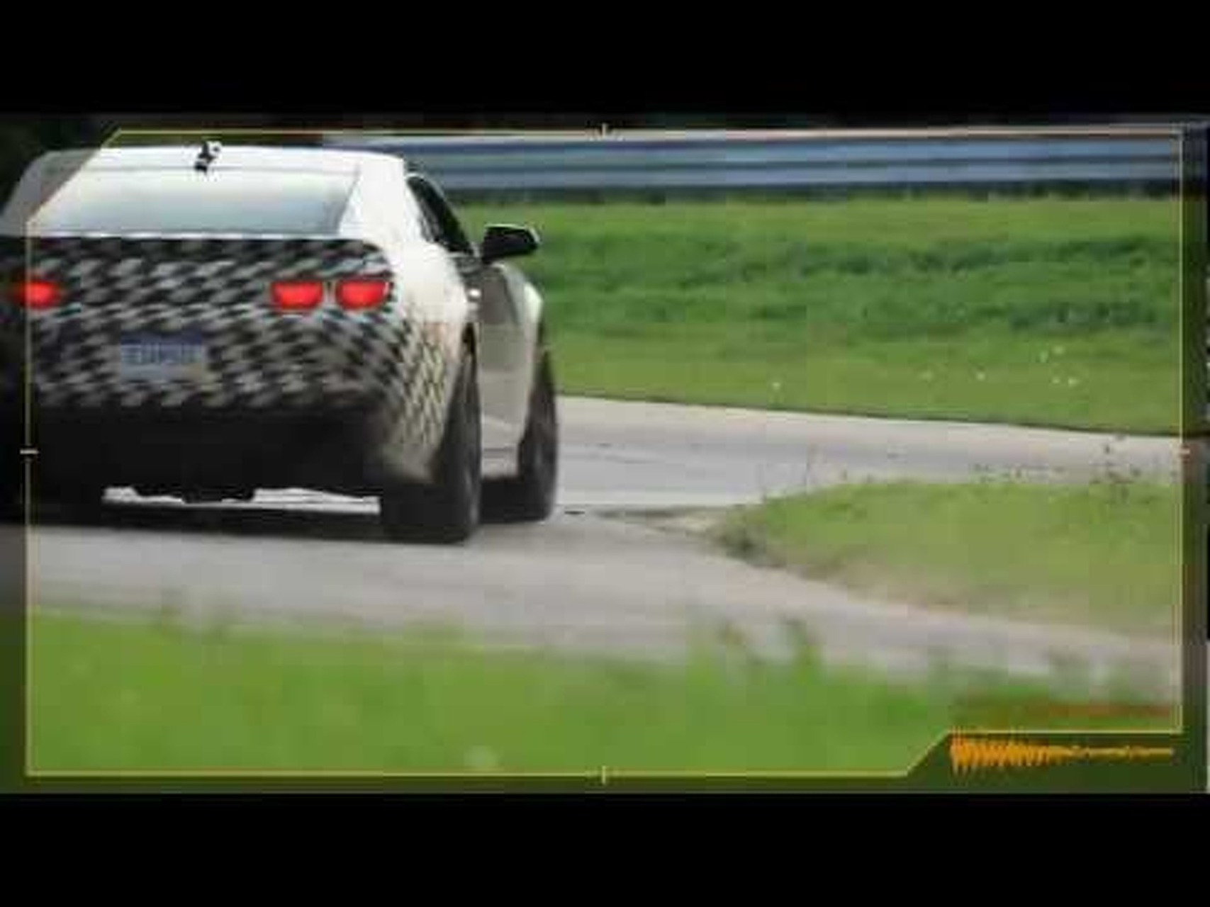 2012 Chevrolet Camaro ZL1 Performance Test