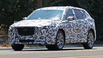 2017 Mazda CX-9 spied in the United States