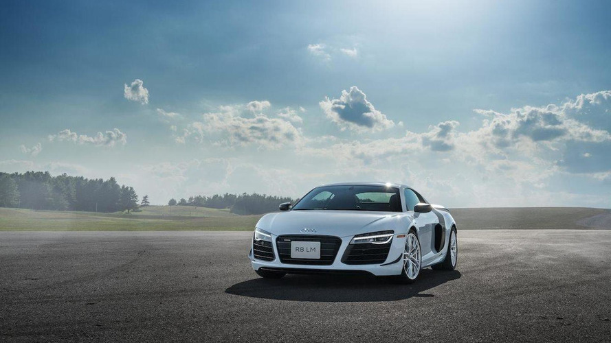 Audi sends off first generation R8 with Canada-only LM limited edition