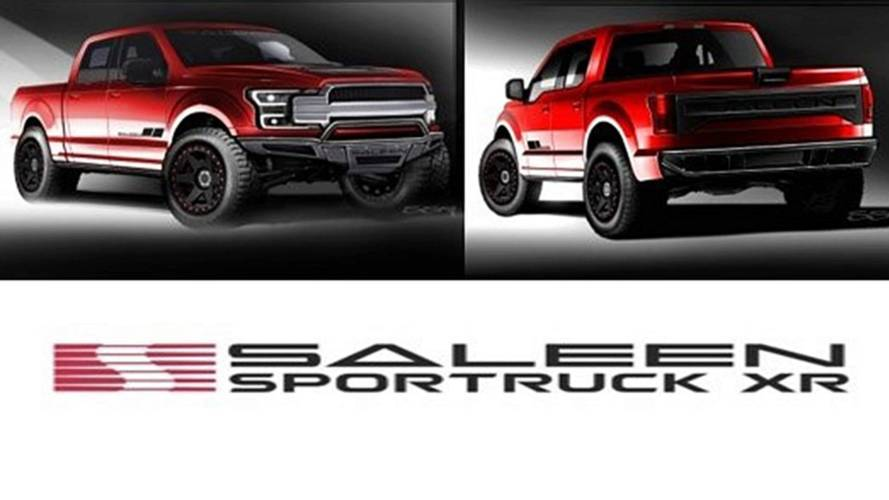 Saleen Unveiling Tuned Sportruck XR With Up To 700 HP