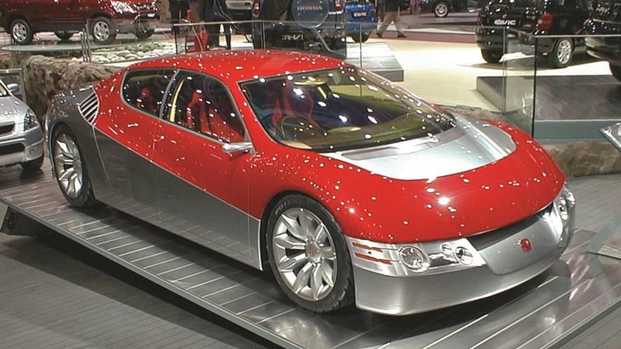 2001 Honda Dualnote concept