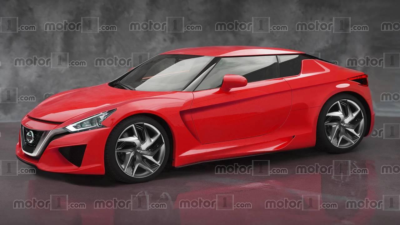 Nissan 370Z Successor Render Proposes All-New Design