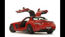 Mercedes SLS AMG Brabus Widestar