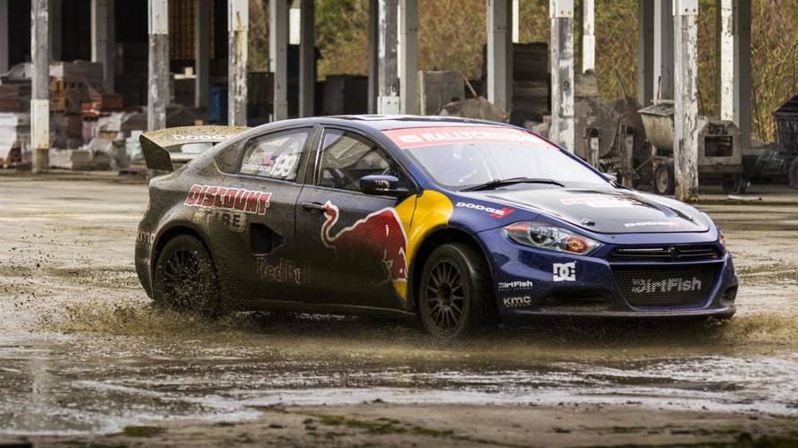 Dodge Dart returns to the Global Rallycross Championship [video]