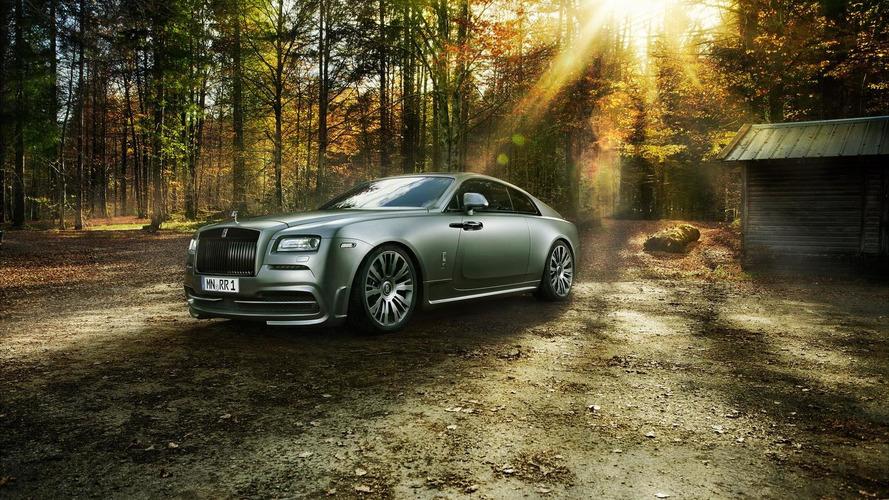 Novitec Group releases tuning program for Rolls-Royce Wraith