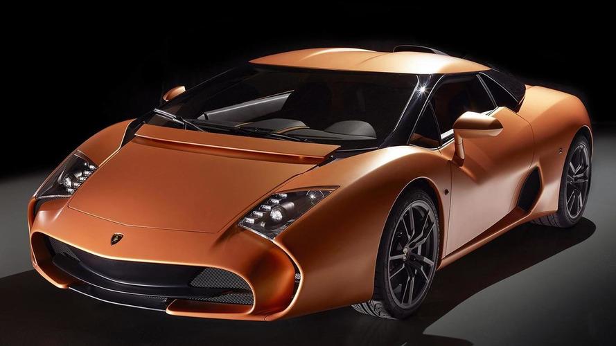 Lamborghini 5-95 Zagato one-off unveiled at Concorso d'Eleganza Villa d'Este [video]
