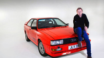 Audi Quattro from Ashes to Ashes