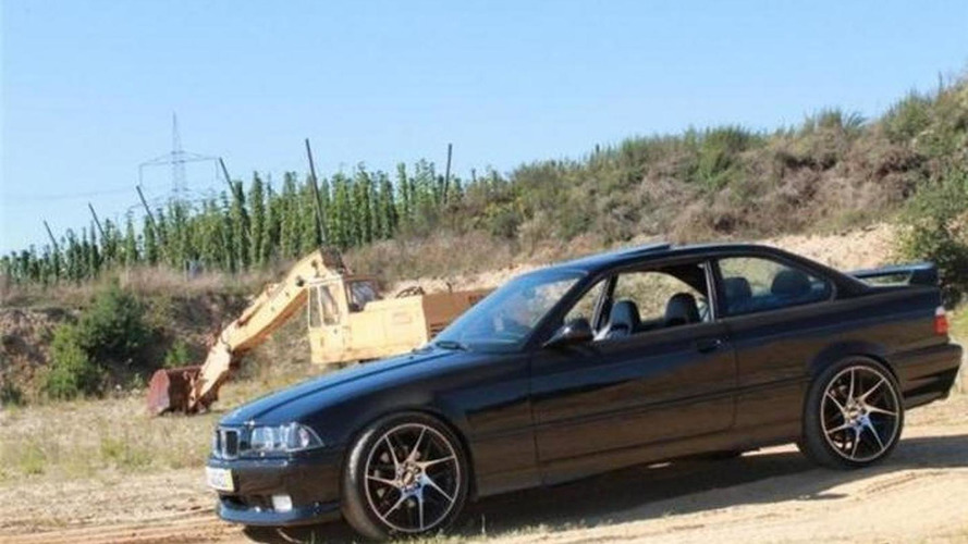 Seller wants €164,500 for his 1997 BMW E36 M3