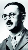Portrait of Major Ivan Hirst