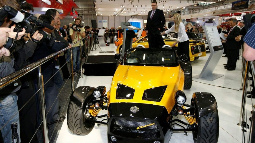 Elfin T5 Clubman Revealed at AIMS