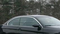 BMW 3 Series Coupe Convertible spy photo