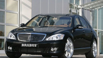 Mercedes S-Class (W221) Program by BRABUS