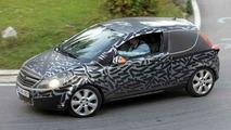 New Opel Corsa GSI Spy Photos