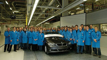 BMW Kicks Off Series Production at the Leipzig Plant Today