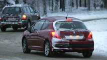New Peugeot 207 Spy Photos
