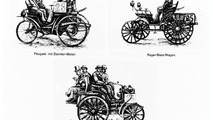 First automobile race 1894