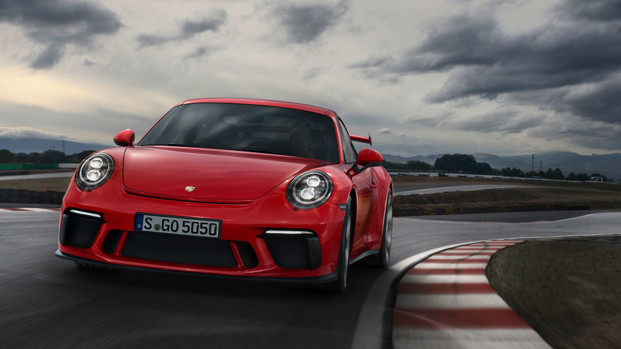 VIDÉO - Temps canon pour la Porsche 911 GT3 sur le Nürburgring !