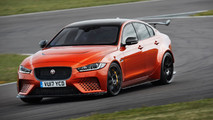 Jaguar XE SV Project 8 revealed