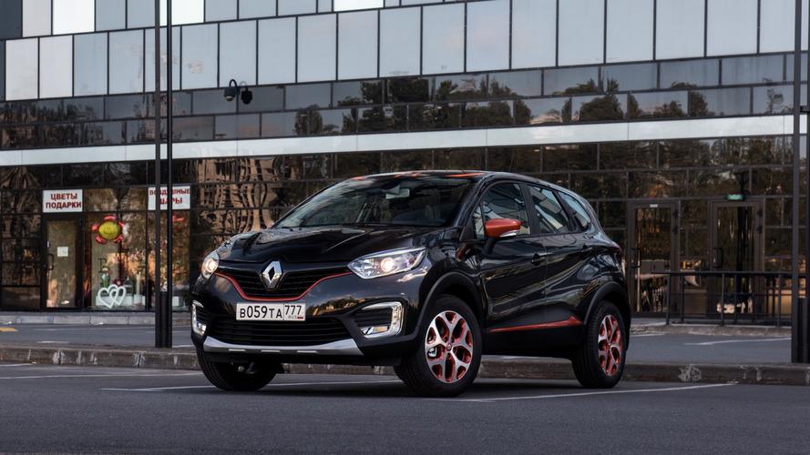 Captur faz sucesso e amplia participação da Renault... na Rússia