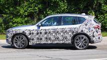 BMW X3 Spy Pics