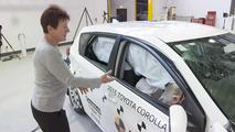 Toyota Corolla Crash Test