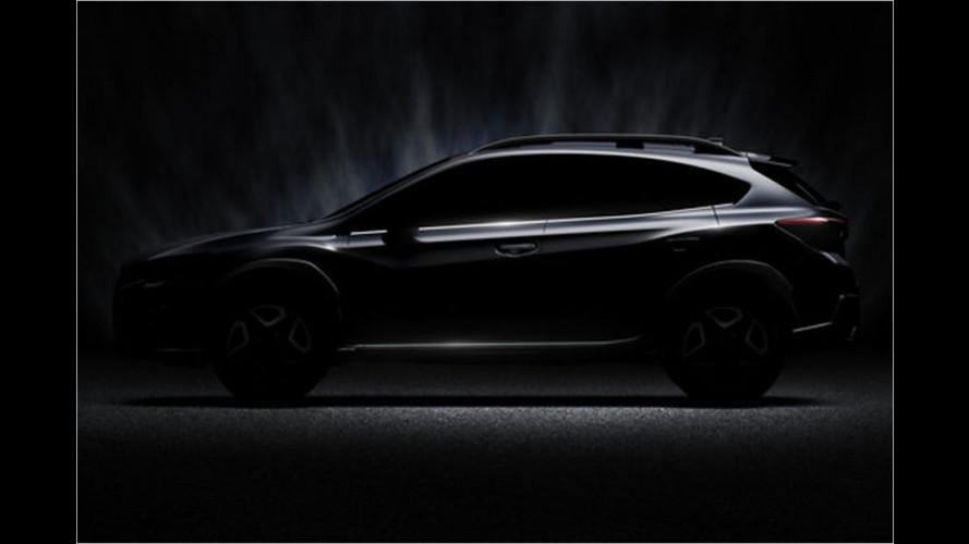 Subaru XV: Neuauflage in Genf