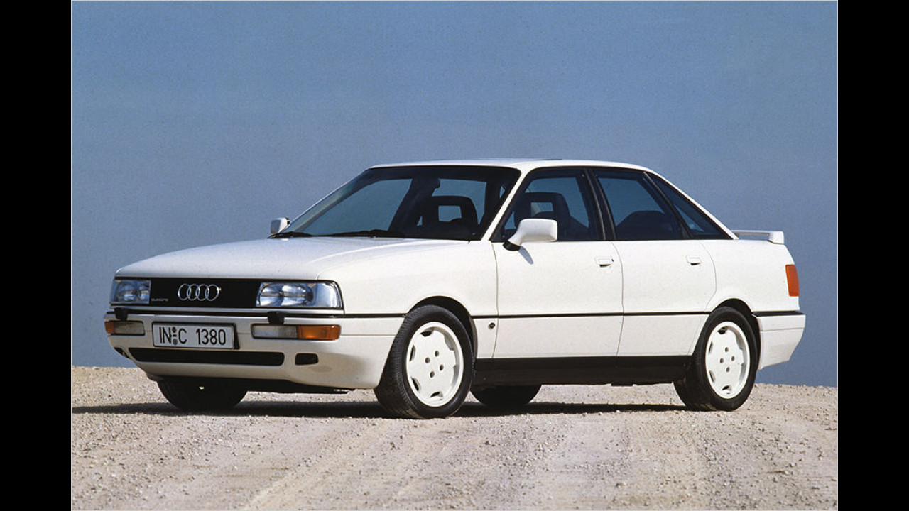Audi 90 (1987)