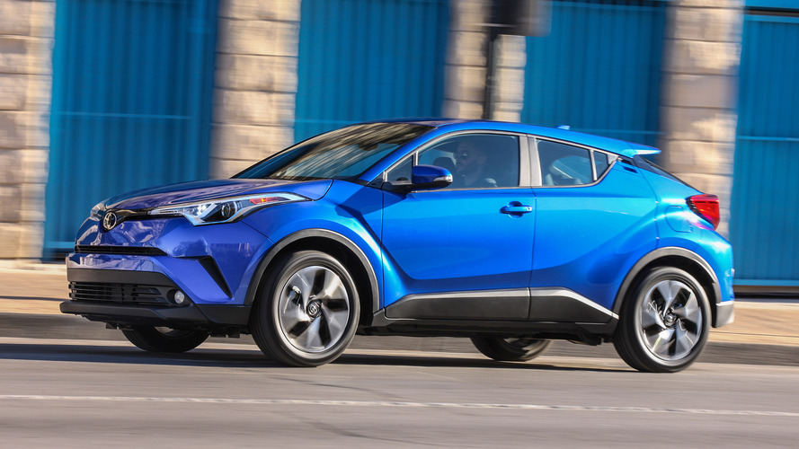 Avaliação - Aceleramos o Toyota CH-R com motor de Corolla. E ele surpreende
