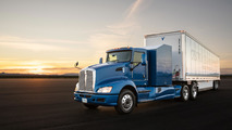 Toyota Project Portal Hydrogen Fuel Cell Semi Truck