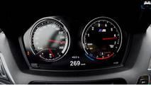 Makyajlı BMW M2 maksimum sürat denemesi