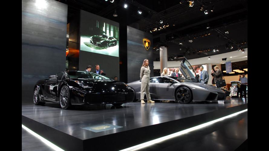 Lamborghini al Salone di Francoforte 2007