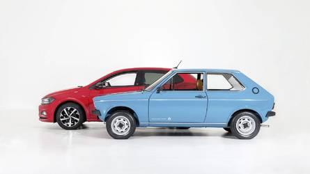 Képekben mondjuk el: a Polo GTI fejlődése generációkon át