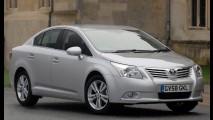Finlândia: Toyota é a mais vendida no país nórdico entre janeiro e novembro
