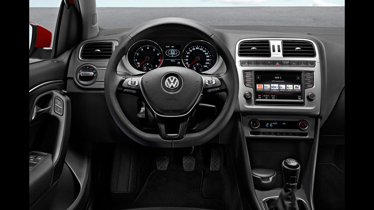 Volkswagen Polo: confira o vídeo com detalhes da reestilização europeia
