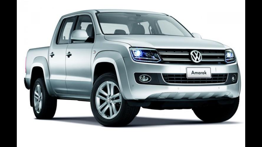 VW Amarok fica mais cara e versão Highline já beira os R$ 160 mil - veja preços