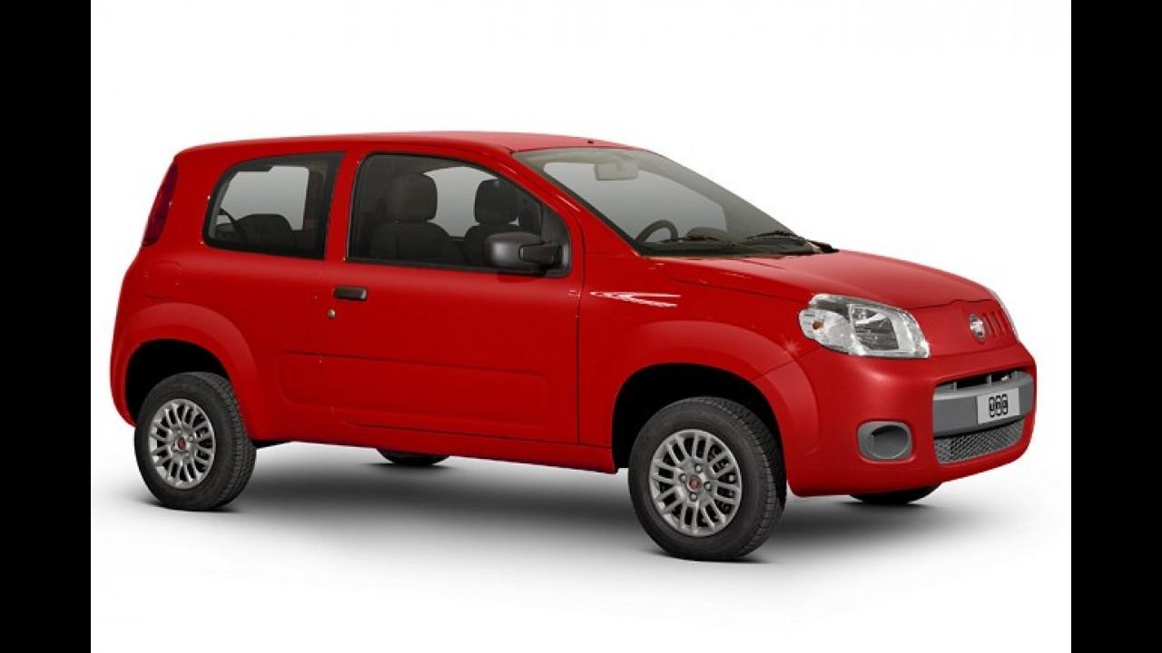 Fiat registra melhor resultado em um mês de abril