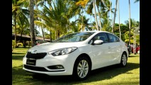 Análise CARPLACE 2013: Civic e Corolla dominam 52,5% de segmento em queda
