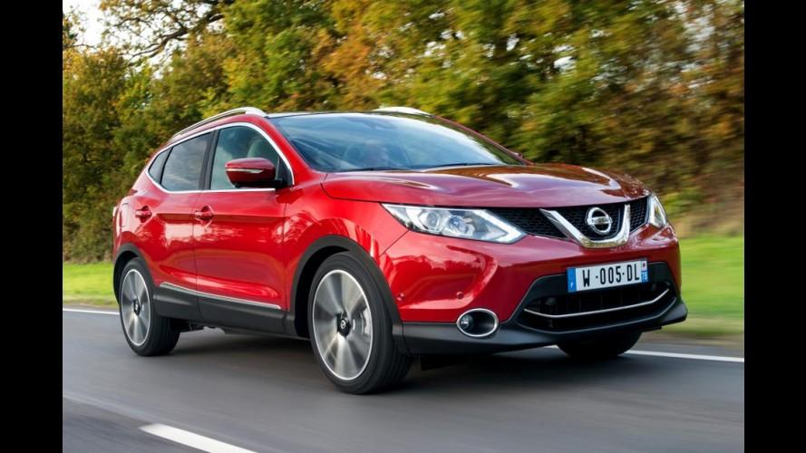 Novo Nissan Qashqai ganha série