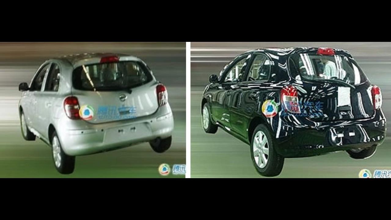 """Salão de Detroit: Nissan confirma """"veículos"""" compactos populares para o Brasil"""