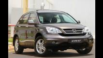 Desconto: Honda CR-V EXL 4x4 sofre reajuste no preço e agora sai por R$ 97.380