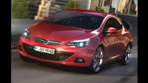 Novo Opel Astra GTC: primeiras fotos oficiais